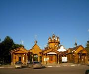 Церковь Веры, Надежды, Любови и матери их Софии на Харьковской горе - Белгород - Белгород, город - Белгородская область