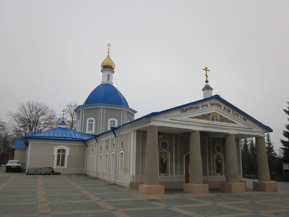 Собор Иоасафа Белгородского и Николая Чудотворца, Белгород