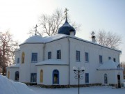 Челябинск. Одигитриевский женский монастырь (новый). Церковь иконы Божией Матери