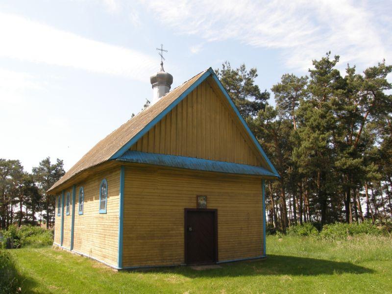 Церковь Рождества Пресвятой Богородицы, Трощицы