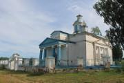 Церковь Михаила Архангела - Шлыки - Частинский район - Пермский край