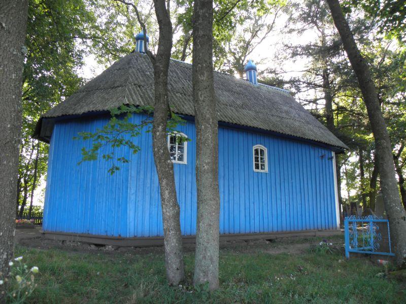 Церковь Петра и Павла, Заречье