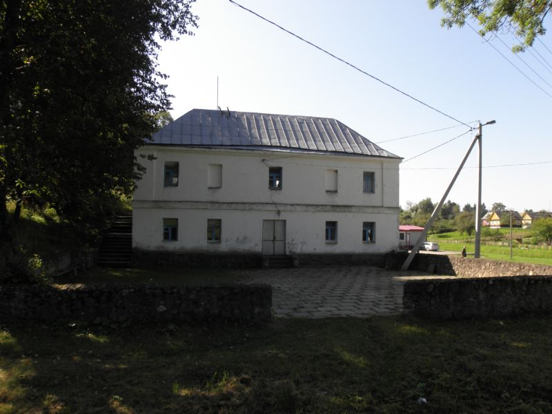 Церковь Спаса Преображения, Райца