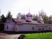 Церковь Пантелеимона Целителя в Черниковке - Уфа - Уфа, город - Республика Башкортостан