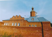 Димитриевский мужской монастырь. Церковь Сергия Радонежского - Дмитриево - Скопинский район и г. Скопин - Рязанская область