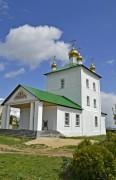 Дмитриево. Димитриевский мужской монастырь. Церковь Димитрия Солунского