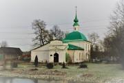 Шопша. Смоленской иконы Божией Матери, церковь
