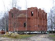 Церковь Ксении Петербургской - Жабино - Гатчинский район - Ленинградская область
