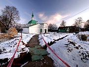 Церковь Смоленской иконы Божией Матери - Шопша - Гаврилов-Ямский район - Ярославская область