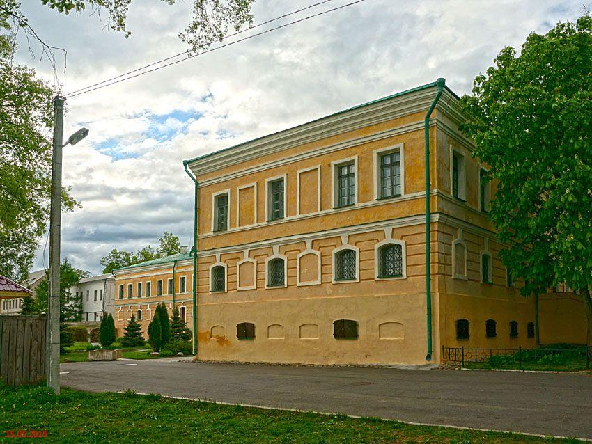 Богоявленский монастырь, Полоцк