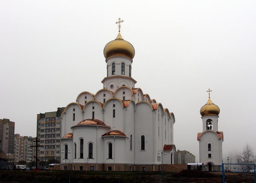 Церковь Михаила Архангела, Минск