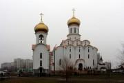 Церковь Михаила Архангела - Минск - Минск, город - Беларусь, Минская область