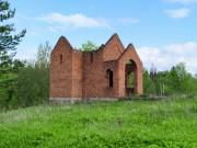 Кострово. Александра Невского (строящаяся), часовня