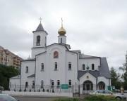 Церковь Георгия Победоносца - Витебск - Витебск, город - Беларусь, Витебская область