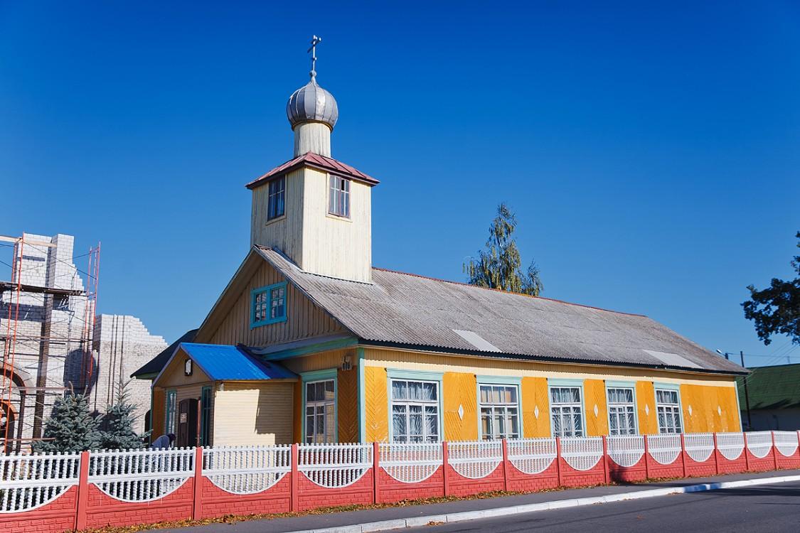 Церковь Иоанна Богослова-Наровля-Наровлянский район-Беларусь, Гомельская область