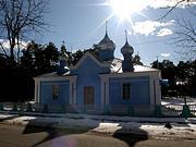 Церковь Вознесения Господня - Комарин - Брагинский район - Беларусь, Гомельская область
