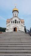 Лесосибирск. Андрея Первозванного, церковь