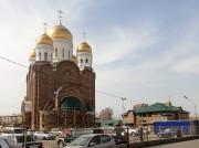 Красноярск. Рождества Христова, церковь