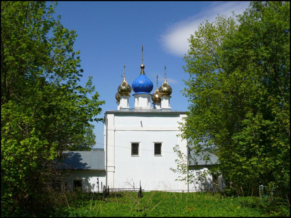 Церковь Рождества Пресвятой Богородицы, Клишино
