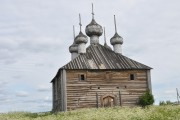 Церковь Спаса Преображения - Ижма - Приморский район - Архангельская область