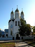 Церковь Александра Невского в Дашково-Песочне - Рязань - Рязань, город - Рязанская область