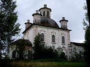 Церковь Покрова Пресвятой Богородицы - Чушевицы - Верховажский район - Вологодская область