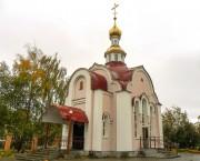 Церковь Пантелеимона Целителя при больнице имени святителя Луки - Тамбов - Тамбов, город - Тамбовская область