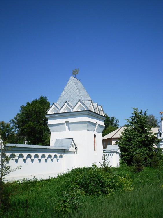 Иоанно-Предтеченский монастырь, Новосибирск