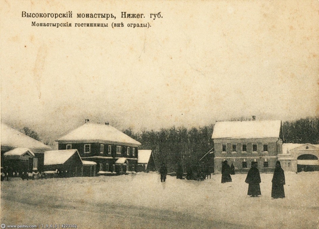 Высокогорский Вознесенский мужской монастырь, Арзамас