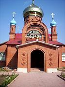 Бариновка. Покрова Пресвятой Богородицы, церковь