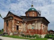 Церковь Воскресения Христова - Воскресенское - Дубенский район - Тульская область