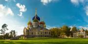 Церковь Игоря Черниговского в Переделкине - Ново-Переделкино - Западный административный округ (ЗАО) - г. Москва