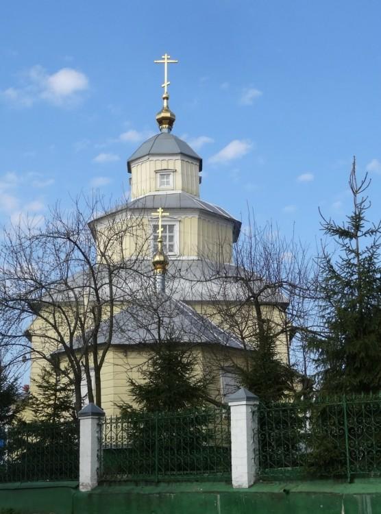 Церковь Илии Пророка, Гомель