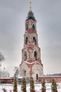 Николо-Берлюковская пустынь. Колокольня - Авдотьино - Богородский городской округ - Московская область