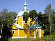 Деденево. Спасо-Влахернский монастырь. Церковь  Димитрия Солунского