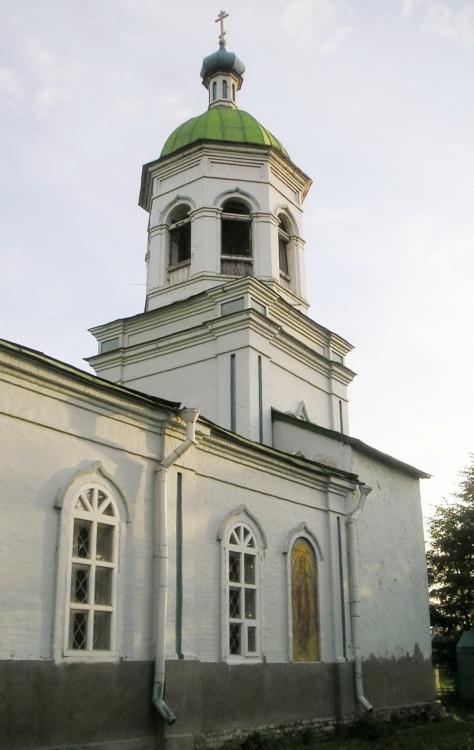 Церковь Троицы Живоначальной, Старково