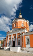Никитский Каширский монастырь. Церковь Никиты мученика - Кашира - Каширский городской округ - Московская область