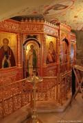 Луговой. Николо-Пешношский монастырь. Церковь Мефодия Пешношского в колокольне