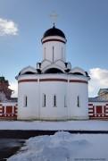 Луговой. Николо-Пешношский монастырь. Собор Николая Чудотворца