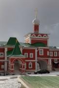 Луговой. Николо-Пешношский монастырь. Церковь Спаса Преображения
