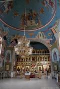Луговой. Николо-Пешношский монастырь. Церковь Сергия Радонежского