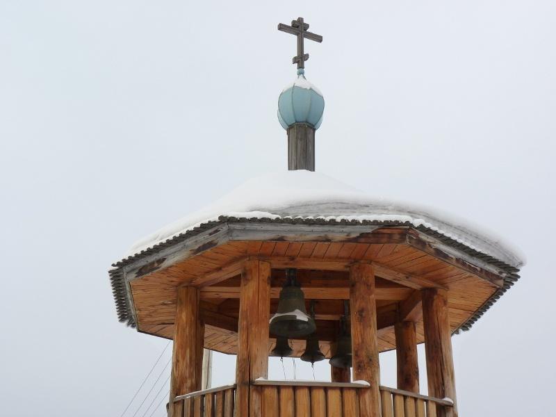 Церковь Иннокентия, епископа Иркутского, Овсянка