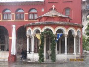 Монастырь Ватопед - Афон (Ἀθως) - Айон-Орос (Άγιον Όρος) - Греция
