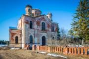 Церковь Николая Чудотворца - Николо-Бор, погост - Торжокский район и г. Торжок - Тверская область