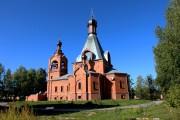 Церковь Спиридона Тримифунтского - Нея - Нейский район - Костромская область