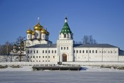 Троицкий Ипатьевский монастырь. Домовая церковь Хрисанфа и Дарии - Кострома - Кострома, город - Костромская область