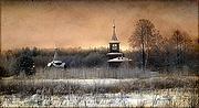 Церковь Николая и Александры, царственных страстотерпцев - Смертино - Палехский район - Ивановская область