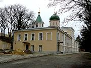 Ставрополь. Спаса Преображения, церковь