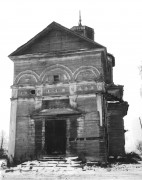Церковь Рождества Христова - Селище-Хвошня - Спировский район - Тверская область