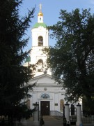 Кафедральный собор Николая Чудотворца в Форштадте - Оренбург - Оренбург, город - Оренбургская область